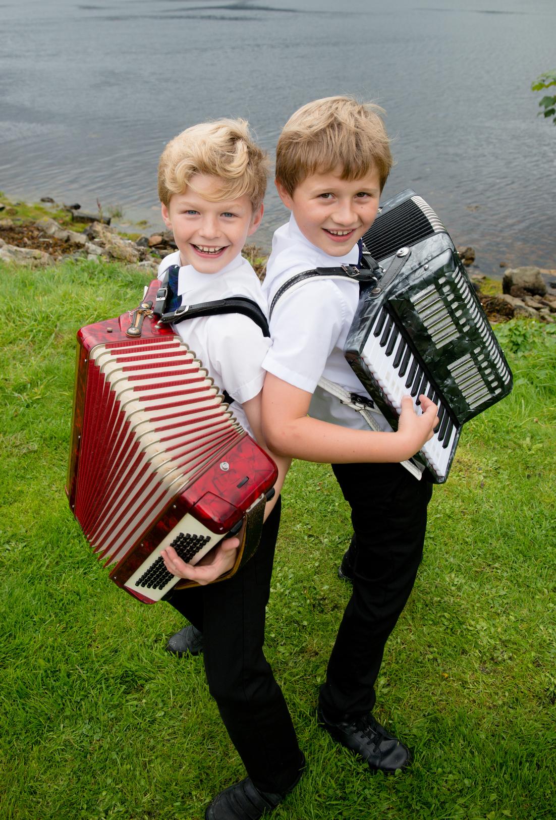 Shane O'Rua (10), Arran Stephen (10)