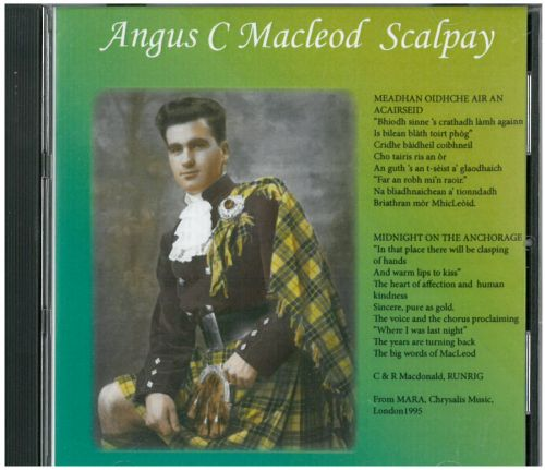 Angus C Macleod Scalpay