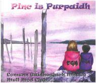Comunn Gàidhealach Mhuile - Pinc is Purpaidh